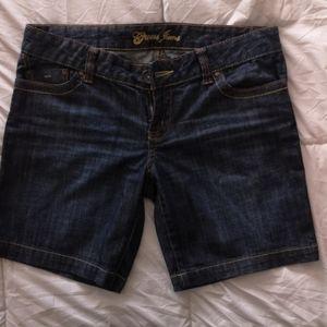 Indigo Guess Jean shorts